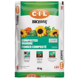 CIL Biomax Composted Manure 0.5-0.5-0.5