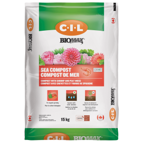 CIL biomax sea compost 1-1-1