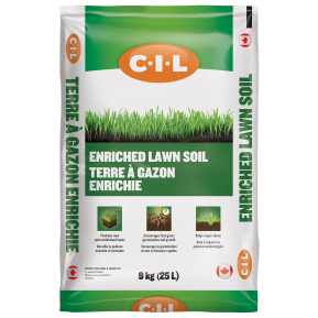 CIL Enriched Lawn Soil
