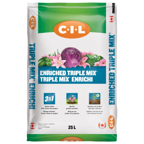 CIL Triple Mix® enrichi