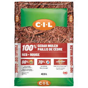 CIL Red Cedar Mulch