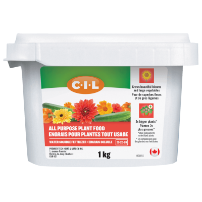 CIL All purpose plant food 20-20-20