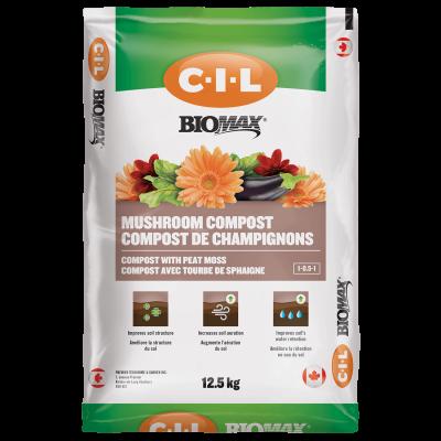 CIL Biomax Compost de champignons 1-0.5-1