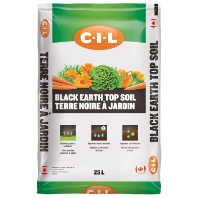 CIL Black Earth Top Soil