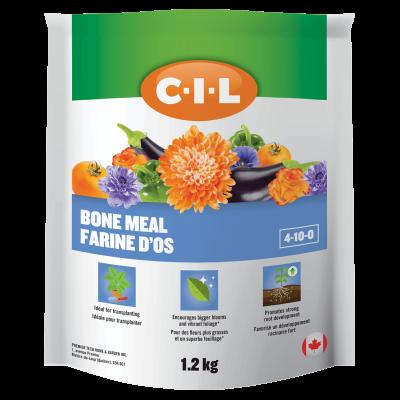 CIL Farine d'os 4-10-0 1.2 kg