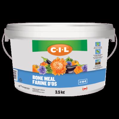 CIL Farine d'os 4-10-0 3.5 kg