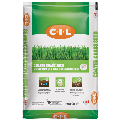 CIL Coated Grass Seed 10kg
