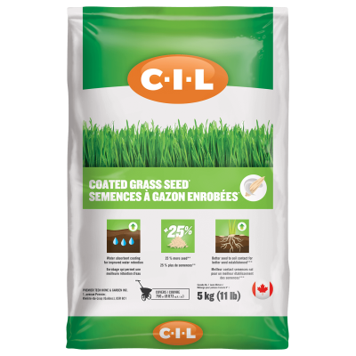 CIL Coated Grass Seed 5kg