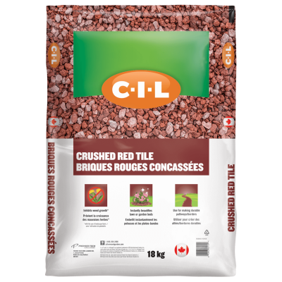 CIL Crushed Red Tile