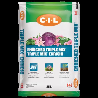 CIL Triple Mix® enrichi