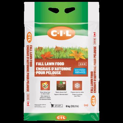 CIL Fall Lawn Fert 12-0-18 6kg