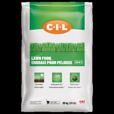 CIL Lawn Food 30-0-3 - 25kg