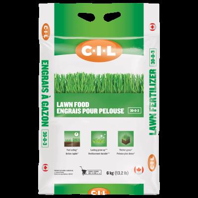 CIL Lawn Food 30-0-3 - 6kg