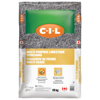 CIL Multi-Purpose Limestone Screening