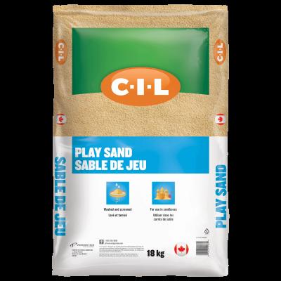 CIL Play Sand