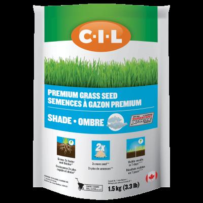 CIL Premium Grass Seed Shade