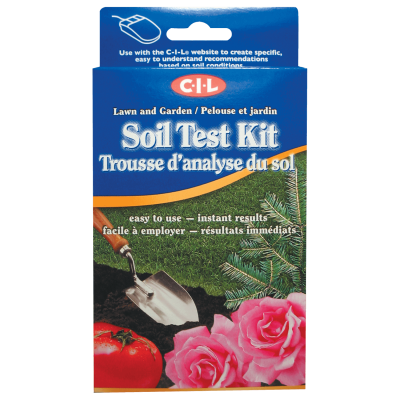 CIl Soil Test Kit