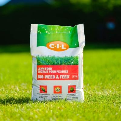 CIL Lawn Food Bio-Weed & Feed® 9-0-0